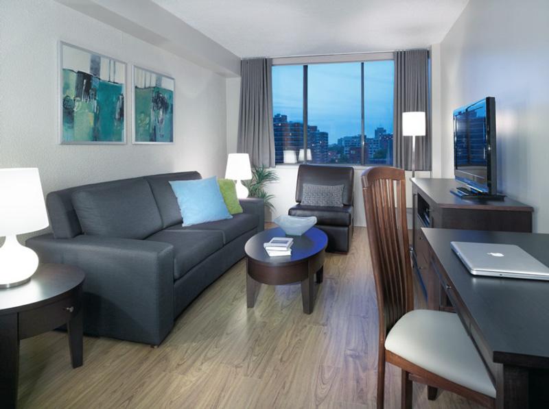 appartements à proximité de l'université McGill