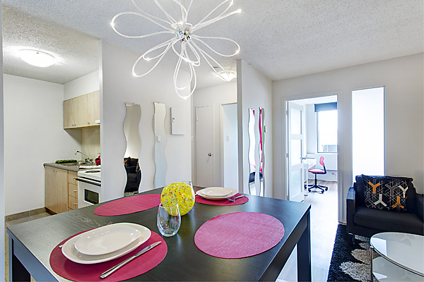 lacité student roommate apartment near mcgill